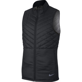 Nike AeroLayer Running Vest Men black